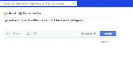 Facebook sait quand vous écrivez mais ne postez pas | Slate | Réseaux Sociaux et Identité Numérique | Scoop.it