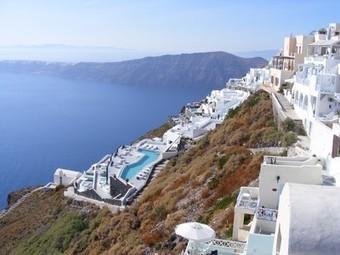 Santorini locations & pretty villages beckon you to Greek Islands & Santorini | Greece | Scoop.it