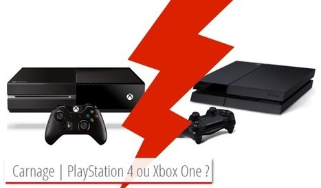 Carnage | PlayStation 4 ou Xbox One ? - Génération MP3 | Maxime R. | Scoop.it