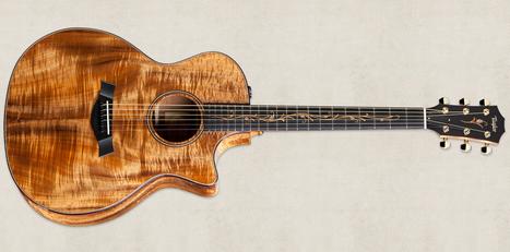 K24CE et K22CE, 2 guitares de rêve avec un son fabuleux ! | Guitare passion | Scoop.it