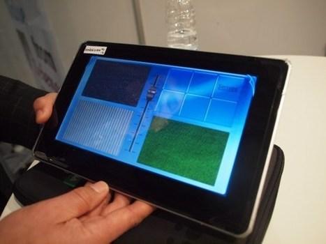 Senseg: présentation de la technologie tactile haptique du futur au MWC | body | Scoop.it