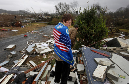Several Dead, Many Injured As Storm Moves East | fitness, health&nutrition | Scoop.it