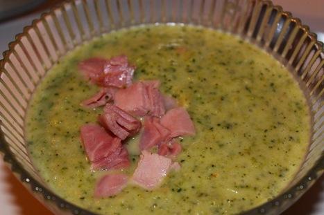 Enkla och Snabba Recept: 5:2 broccolisoppa med färskost | Recept | Scoop.it