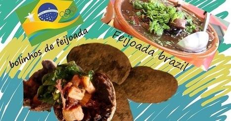 Recette de beignets feijoada bolinho de feijoada - sans gluten (Brésil) | Street food : la cuisine du monde de la rue | Scoop.it