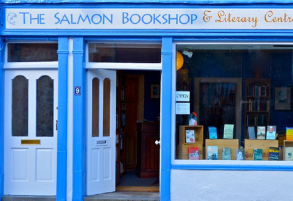 Salmon Poetry opens writing centre and bookshop in Co Clare | The Irish Literary Times | Scoop.it