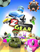 Zero Gear PC Game Download | blue | Scoop.it