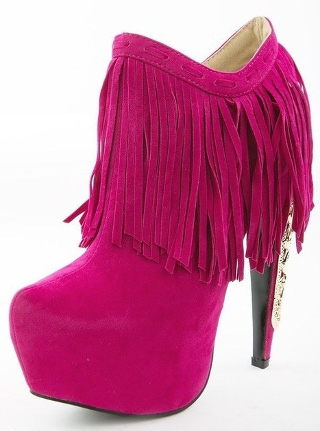 Five Ankle Boots in Neon Brights to Love This Summer | All About Boots | Scoop.it