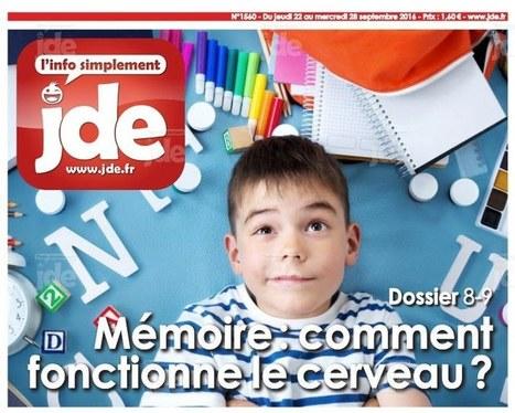 JDE n°1560 (22 au 28 septembre 2016) | Les revues de la médiathèque | Scoop.it