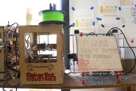 Making a maker: Designing a replacement part with Autodesk 123D and Noisbridge   design industriel   Scoop.it