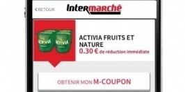 Intermarché teste le m-couponing   Relation cli...   VRM (Vendor Relationship Management)   Scoop.it