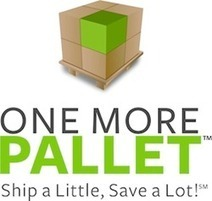 OneMorePallet Discount Freight Shipping Platform Secures Seed Funding | Global Logistics Trends and News | Scoop.it