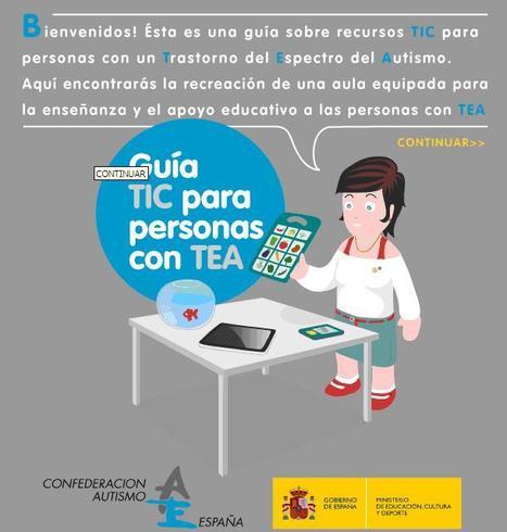 Guia TIC para personas con TEA | COMUNICACIÓ: SAAC | Scoop.it