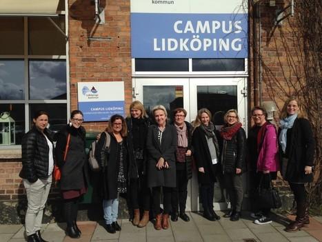 Besök från Karlstads universitet | Nitus - Nätverket för kommunala lärcentra | Scoop.it
