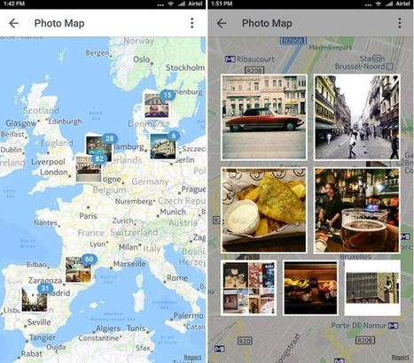 #Instagram supprime la carte de photos de ses fonctionnalités | Social media | Scoop.it