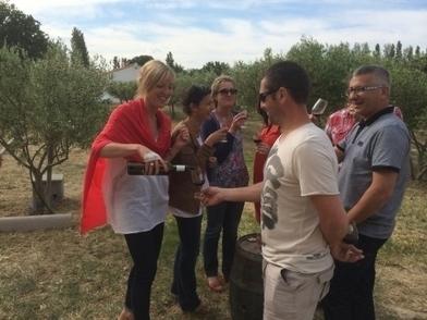 La dégustation de #vins à domicile, un concept nouveau dans les P.-O. | Vos Clés de la Cave | Scoop.it