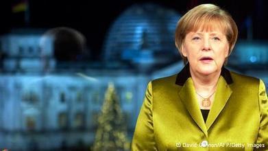 Merkel urges Germans to 'dare' in optimistic New Year address - Deutsche Welle | German learning resources and ideas | Scoop.it