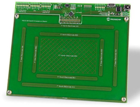 Microchip Announces MGC3130 3D Gesture Controller Featuring GestIC Technology | Embedded Systems News | Scoop.it