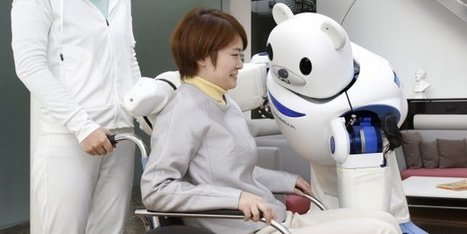 Robots au bureau... version moderne des liaisons dangereuses | Post-Sapiens, les êtres technologiques | Scoop.it