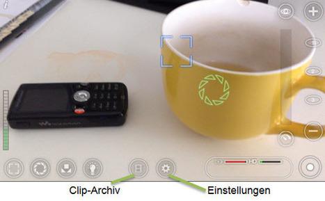 Mobile Reporting im Praxis-Test: Anleitung zum iPhone-Filmen | webvideoblog | SocialMed | Scoop.it