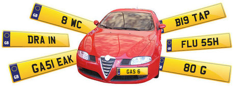 Cherished Number Plate Registration | Cherished Car Number Plates | Scoop.it
