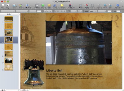 How to Use a PowerPoint Presentation in iBooks Author | I Pads in the Classroom | Scoop.it