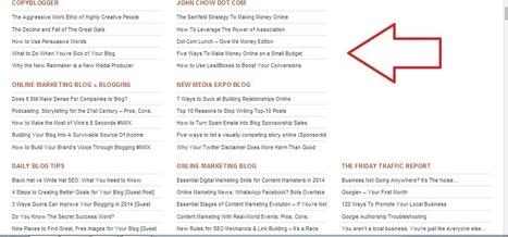 31 Ways To Promote Blog Posts & Get Blog Traffic - NicheHacks | Digital-News on Scoop.it today | Scoop.it