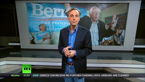 Bernie Sanders Could Be the Next FDR - YouTube | leapmind | Scoop.it