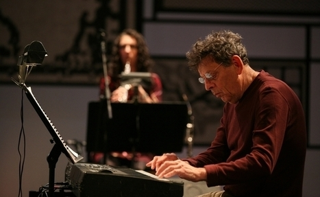 Philip Glass on writing music for film   NuMuLu   Scoop.it