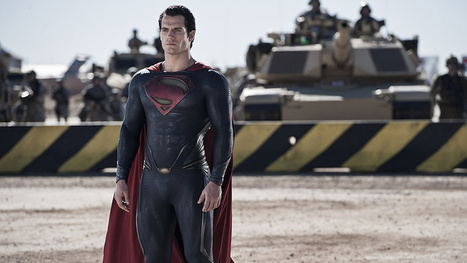 The Man of Steel rumor that would change Superman for the worse | Master of My Domain | Scoop.it
