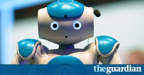 Do we want robots to be like humans? - podcast | The Robot Times | Scoop.it