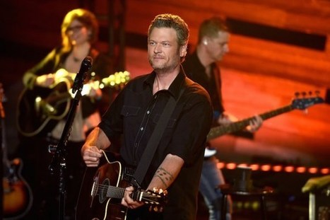 Blake Shelton Rails Against Ex in 'She's Got a Way With Words' | Country Music Today | Scoop.it