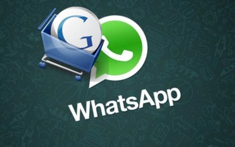 Google intenzionata a comprare WhatsApp, l'offerta parte da 1 miliardo di dollari! | Android News Italia | Scoop.it
