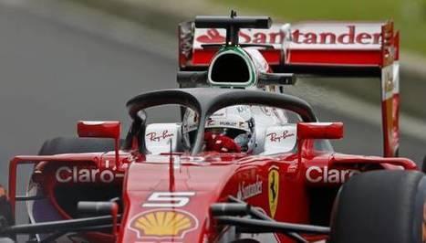 Red Bull ne votera pas pour le Halo | Auto , mécaniques et sport automobiles | Scoop.it