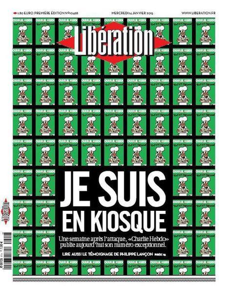 L'effet Charlie dope les ventes de «Libération» et du «Monde» | DocPresseESJ | Scoop.it