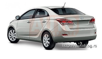 Hyundai Dehko: Hyundai planning a sedan version of the new i10 | Hyundai Scoops | Scoop.it