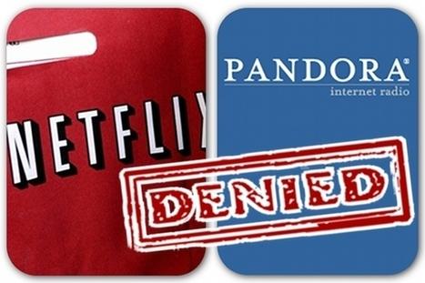 P&G blocks employee access to Pandora, Netflix | Employee Relations in Public Relations Professions | Scoop.it