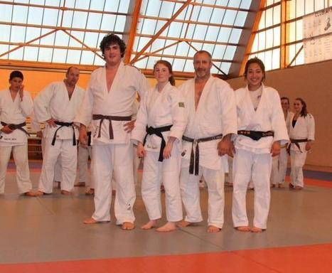 Trèbes. Trois judokas en Auvergne pour les «France» | Nos élèves ont du talent ! | Scoop.it