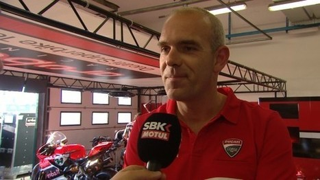 WorldSBK  - Marinelli on 'a positive start with Melandri' | Ductalk Ducati News | Scoop.it