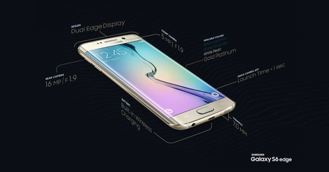 Samsung Galaxy S6 Compete in Every Aspect With High End Device Makers - TopTechTune | techomania | Scoop.it