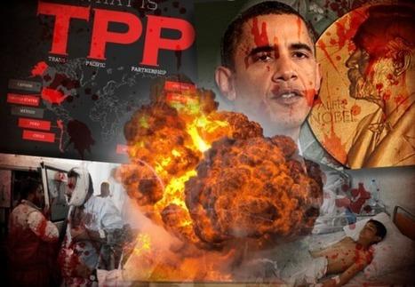 La OSCURA RELACIÓN entre el TPP y el SALVAJE BOMBARDEO sobre el HOSPITAL de KUNDUZ | La R-Evolución de ARMAK | Scoop.it