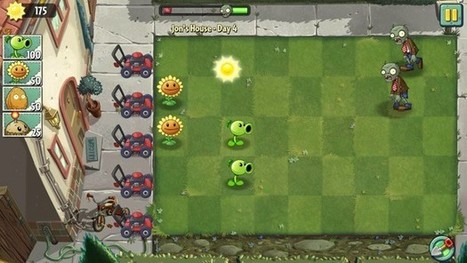 Plants vs. Zombies 2 shambles its way to Android devices worldwide | Gamification for the Win | Scoop.it