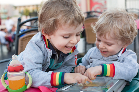 Mobile Usage for Children Under 2 is On the Rise | parenting | Scoop.it