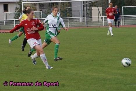FF ISSY – « Se plaindre c'est facile, trouver des ... - Femmes de Sport   Femmes et Sport   Scoop.it