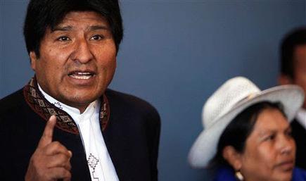 CNA: CARA y CRUZ - Nacionalizaciones aportan a Bolivia enormes ingresos - 41.000 Funcionarios Despedidos en Argentina | La R-Evolución de ARMAK | Scoop.it
