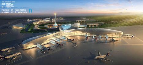 NIGER. L'aéroport international du Niger à Niamey | Design, Art & Architecture in Africa and the Arab World | Scoop.it