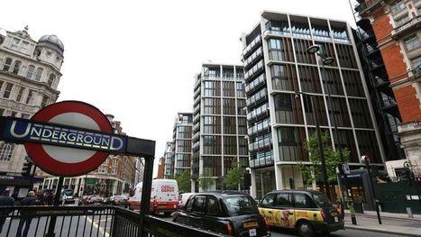 Les inquiétudes se multiplient sur une bulle immobilière anglaise | Architecture, design & urbanisme | Scoop.it