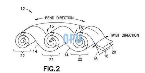 Nokia Patents Swiss Roll-Like Battery | Daily Magazine | Scoop.it