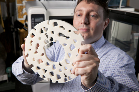 Sci-Fi Device Created With 3D Printer | GeekGasm | Scoop.it