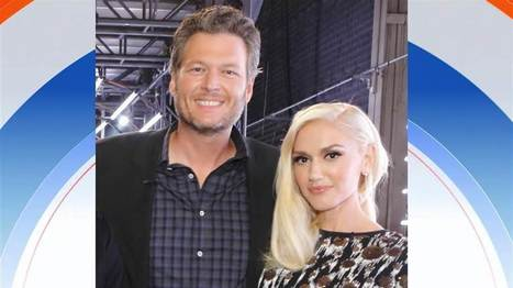 Gwen Stefani, Blake Shelton flirt in first 'Voice' appearance since dating news | Country Music Today | Scoop.it