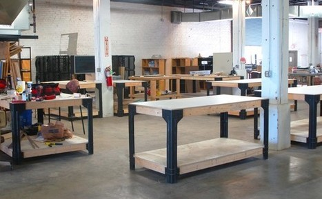 How Makerspaces Help Local Economies | Innovation and the knowledge economy | Scoop.it
